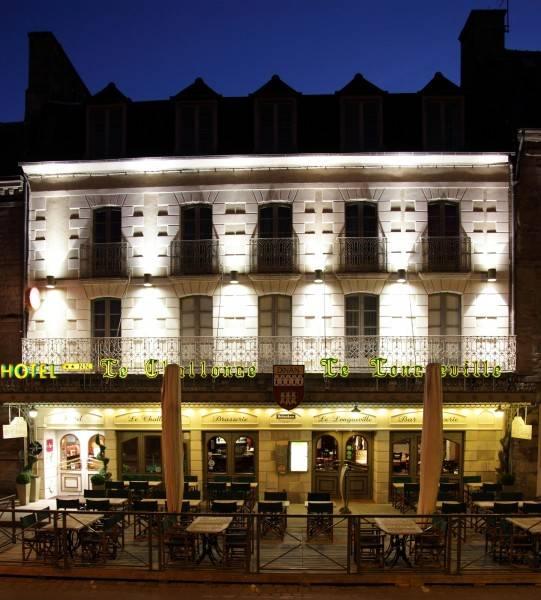 Hotel Citotel Le Challonge