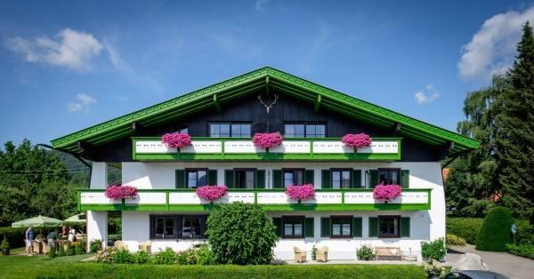 Hotel Am Stein Landhaus