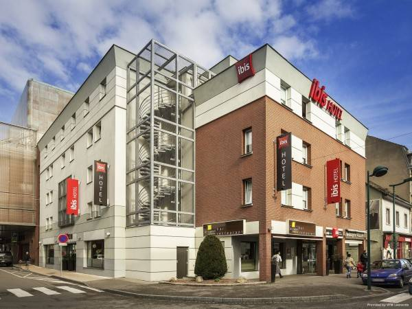 Hotel ibis Aéroport Bâle-Mulhouse