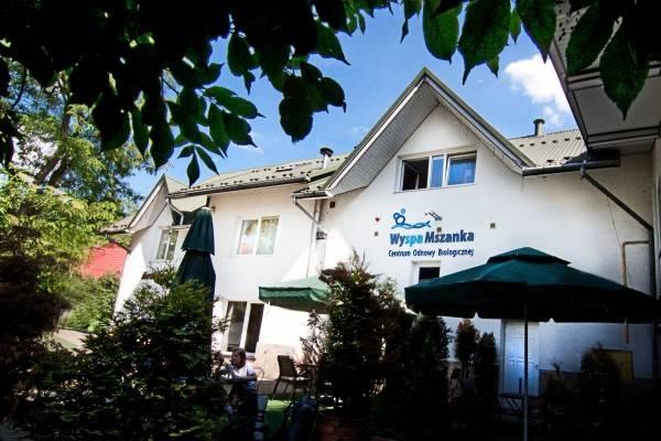 Hotel Wyspa Mszanka