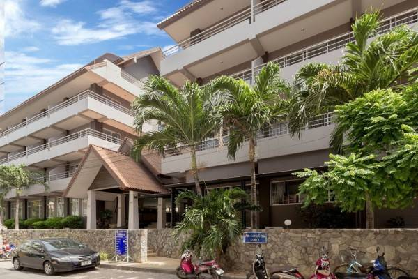 Hotel The Holiday Resort Pattaya