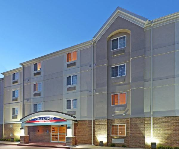 Hotel Candlewood Suites FAYETTEVILLE-UNIV OF ARKANSAS