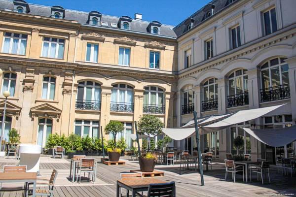 Hotel Crowne Plaza PARIS - REPUBLIQUE
