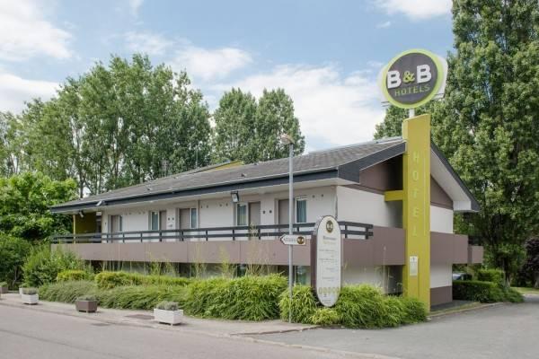 B-B HOTEL PONTAULT COMBAULT