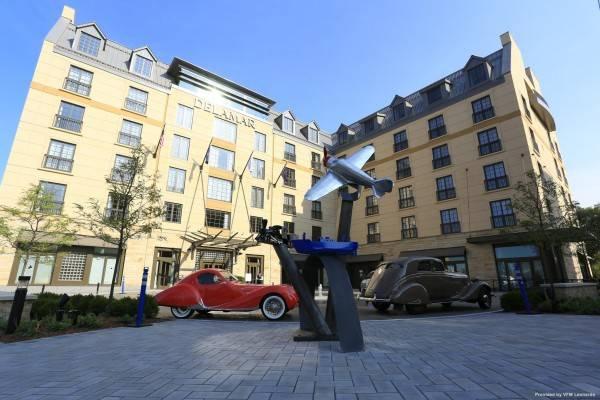 Hotel Delamar West Hartford