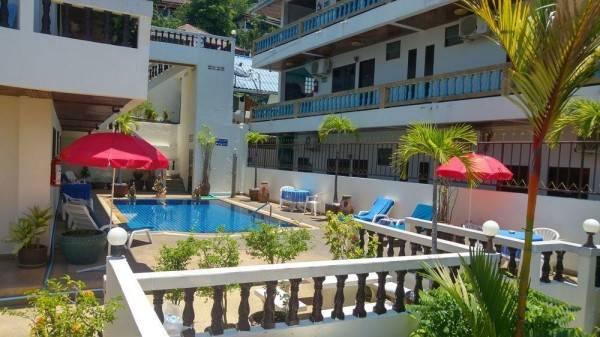 Hotel Blue Sky Residence