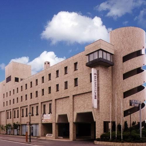 Hotel Crown Palais Aomori