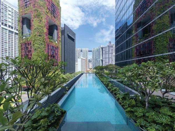 Hotel Sofitel Singapore City Centre