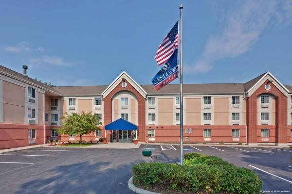 Hotel Candlewood Suites EAST SYRACUSE - CARRIER CIRCLE