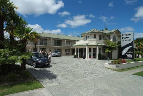 Hotel Silver Fern Accommodation & Spa