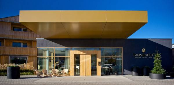 Hotel Tannenhof Sport & Spa