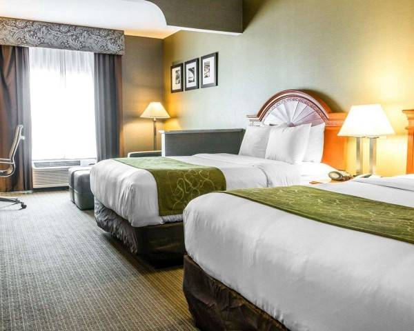 Hotel Comfort Suites Southgate