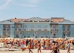 Hotel Alba D'Oro Strandpromenade
