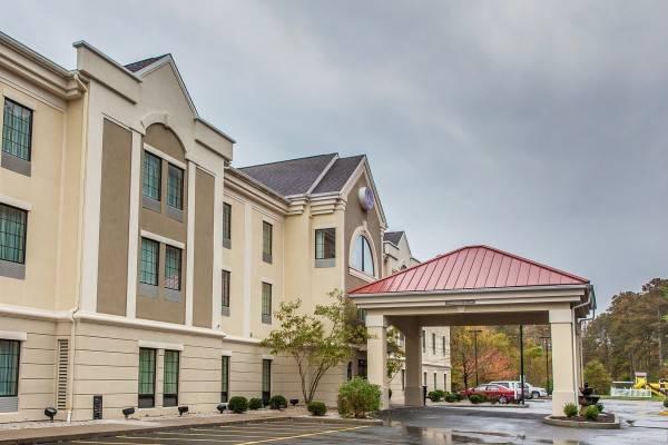 Hotel Comfort Suites Ocean City
