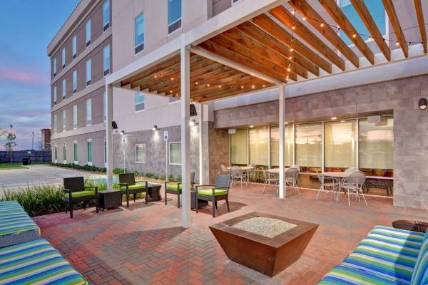 Hotel Home2 Suites by Hilton Baytown Texas