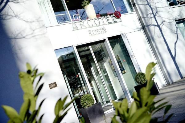 Hotel Arcotel Rubin