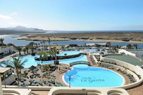 Hotel Club La Santa - all sports inclusive