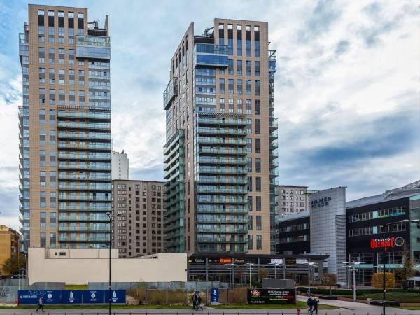 Hotel Chopin Apartments Grzybowska Platinum Towers