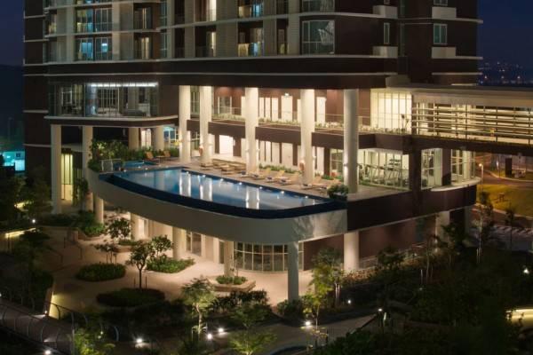 Hotel Somerset Medini Iskandar Puteri