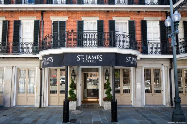 an Ascend Hotel Collection Member St. James Hotel