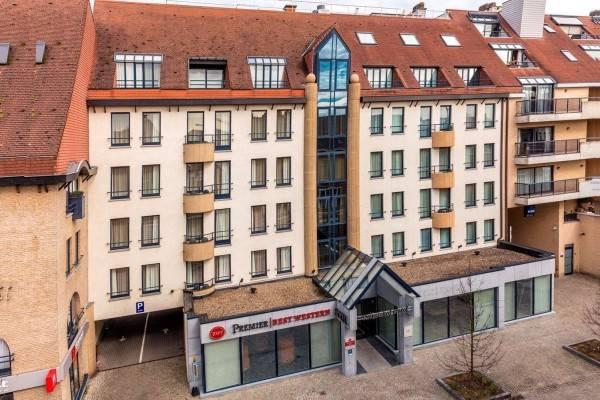 Hotel Best Western Premier Keizershof