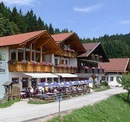 Hotel Menauer Berggasthof