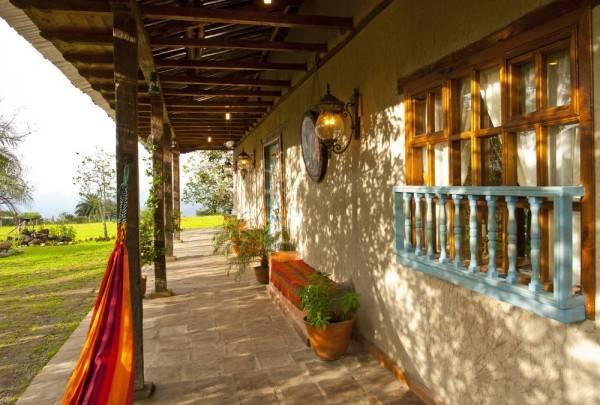 Hotel Hacienda Hosteria La Papaya