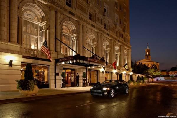 The Hermitage Hotel LEG