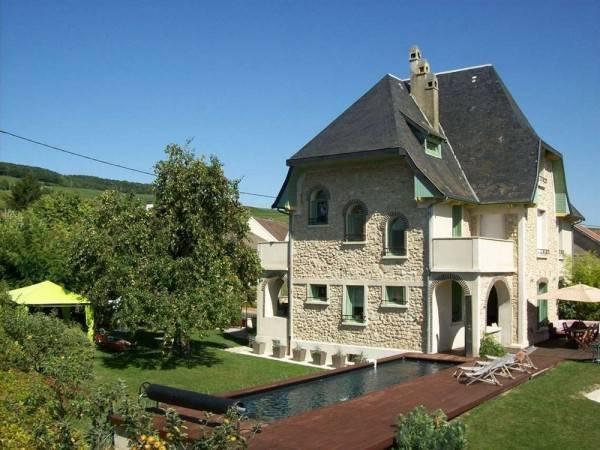 Hotel Suite de Charme L'Arbanne
