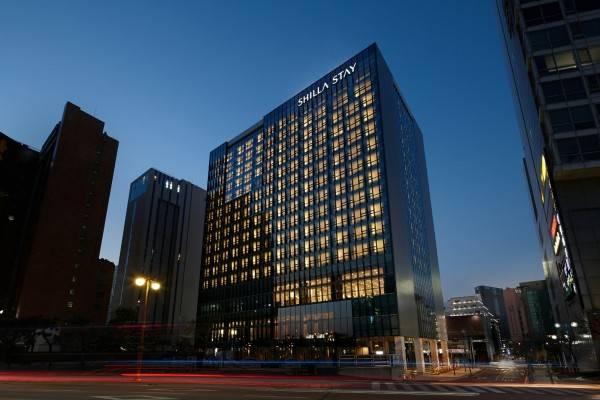 Hotel Shilla Stay Haeundae