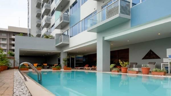 Hotel ZEN Premium Alicia Apartelle @Alicia Apartelle