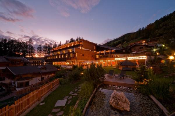 Alpenwellnesshotel St. Veit Hotel