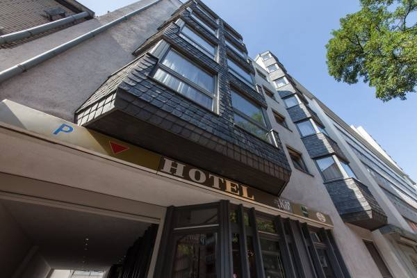 Hotel an der Kö