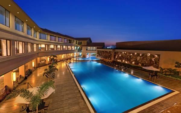 Hotel The Fern Bhavnagar- Iscon Club & Resort