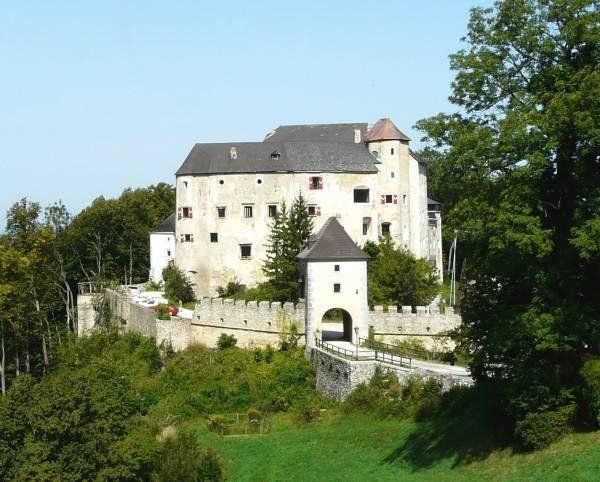 Hotel Burg Plankenstein