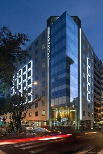 Hotel Courtyard Lima Miraflores