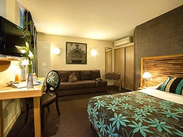 Logis Hotel Le Christina