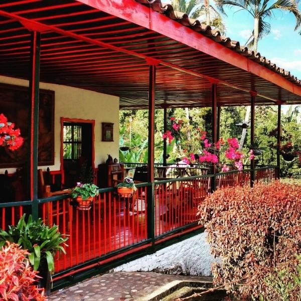 Hotel Finca Brisas del Ensueño, Armenia Quindio