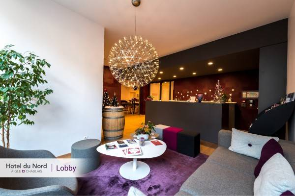 Hotel Du Nord Aigle Chablais