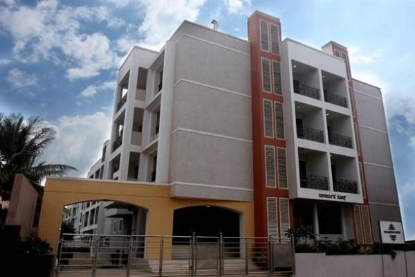 Hotel Nagarjuna Suites