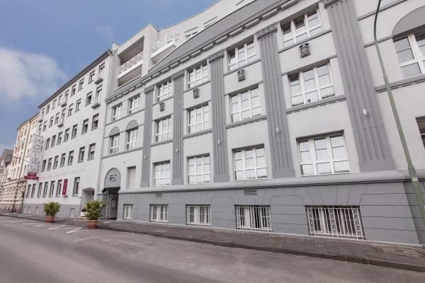 Hotel Novum Offenbacher Hof