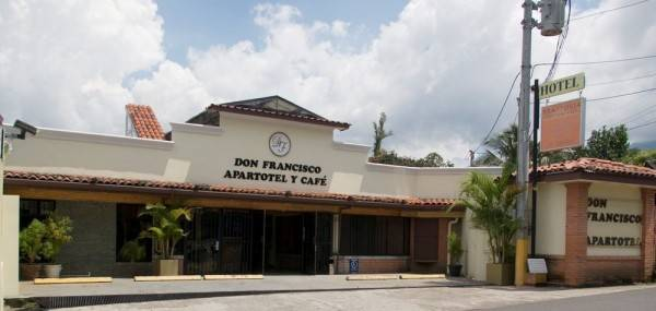 Hotel Apartotel Don Francisco