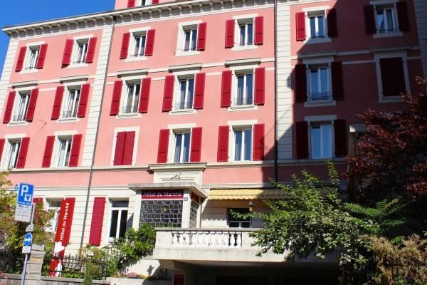 Hotel du Marché