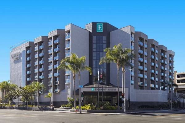 Hotel Embassy Suites by Hilton Los Angeles Intl Airport North