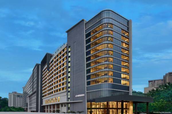 Hotel Le Meridien Hyderabad