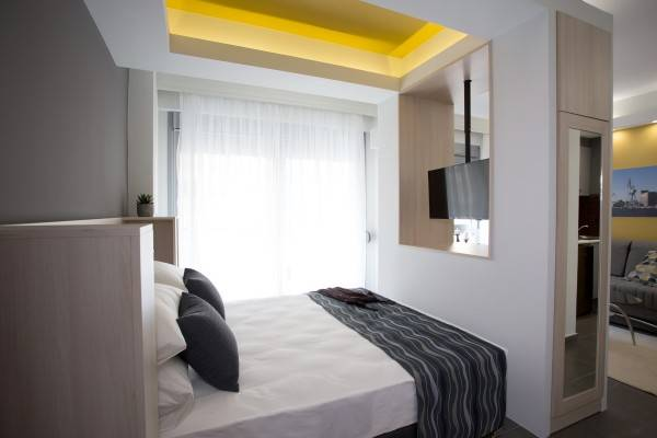 Hotel Polis Luxury Apartments & Studios