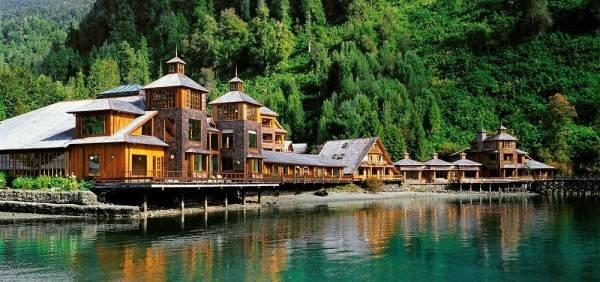 Hotel Puyuhuapi Lodge & Spa