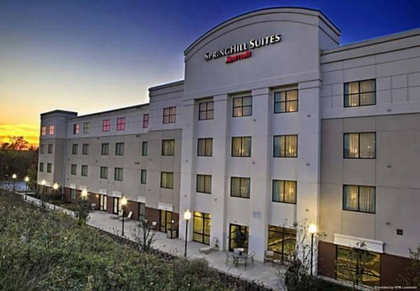 Hotel SpringHill Suites Dayton South/Miamisburg