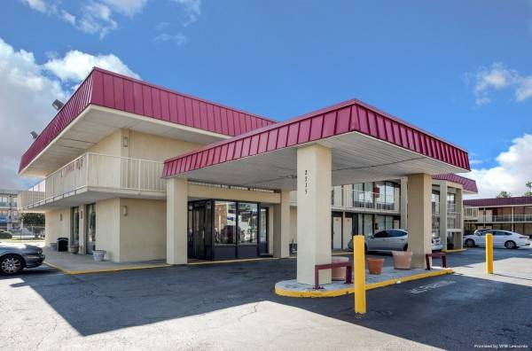 Hotel Econo Lodge West Memphis