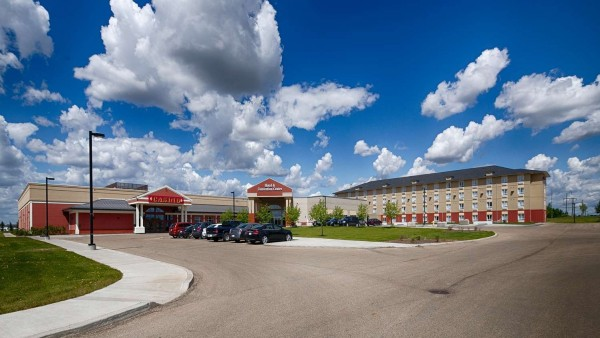 Hotel BW PLUS CAMROSE RESORT CASINO
